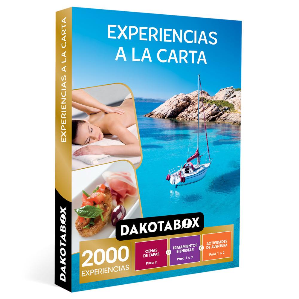 Caja de experiencias Dakotabox