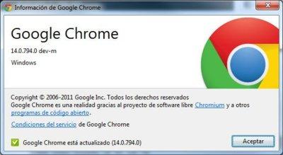 Chrome 14 implementará varias mejoras de seguridad