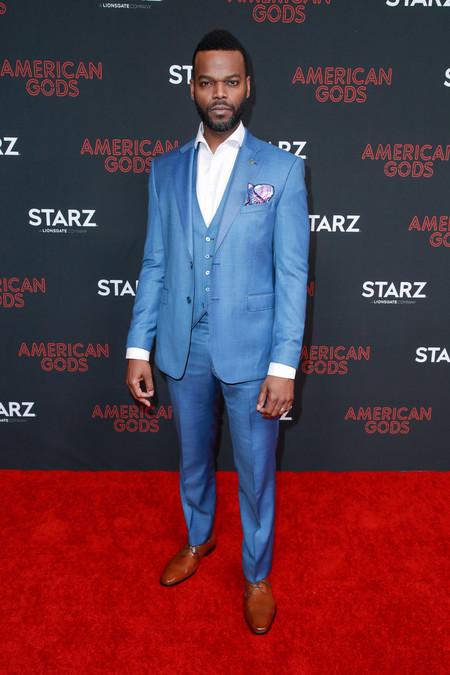 Demore Barnes Premiere Of Starz S American Gods Season 2 Arrivals