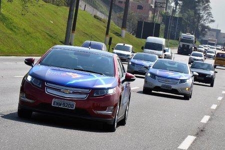 Volt Stats!, para conductores orgullosos de su 'EV mode'