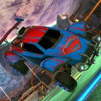 Los vehículos y elementos de los superhéroes de DC se suman a Rocket League a través de un nuevo DLC