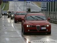 Prueba: Alfa 147 Q2, Alfa 159 y Alfa GT Q2 (parte 1)