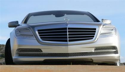 Más fotos del Mercedes Ocean Drive Concept tomadas en una playa