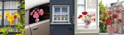 Flores en tu ventana