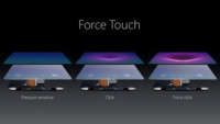 Force Touch, del Apple Watch a OS X gracias a los nuevos MacBook