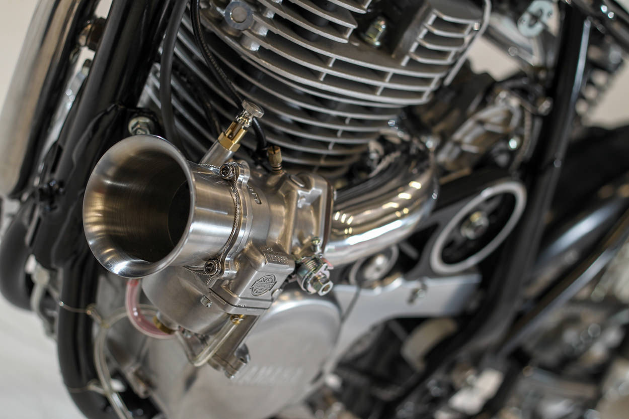 Foto de Yamaha SR400 Krugger (7/16)