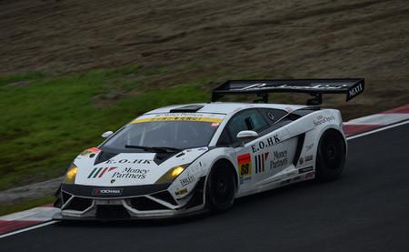 Lamborghini MonePa 2014 Super GT Sugo