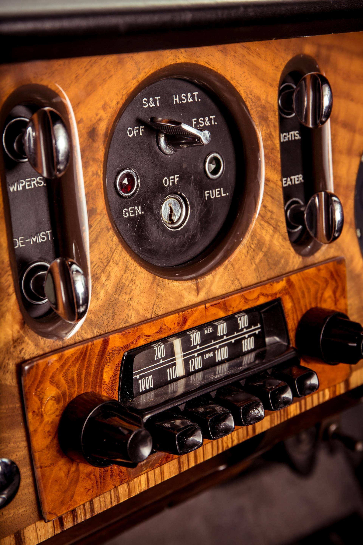 Foto de Bentley Continental S2 Flying Spur 1959 (6/8)