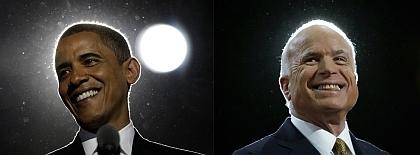 Análisis de fotografías de los candidatos presidenciales de EEUU