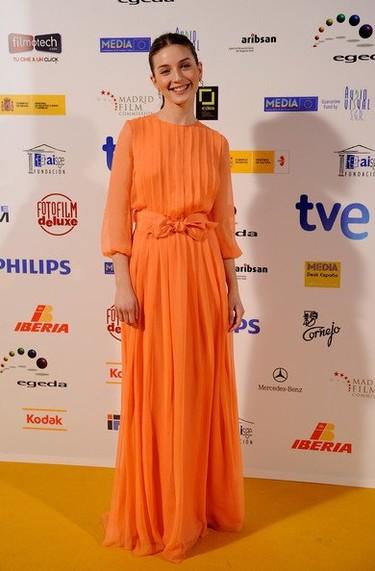 El look de María Valverde en los Premios Forqué