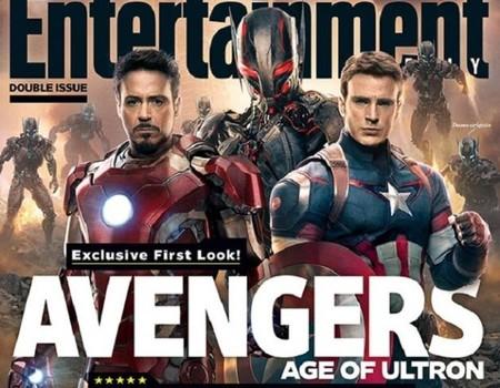 'Los Vengadores 2: La era de Ultrón', primeras imágenes oficiales