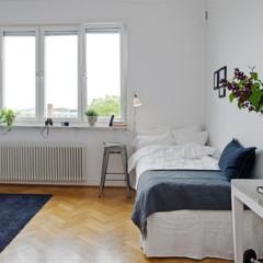 Foto 10 de 12 de la galería puertas-abiertas-un-apartamento-de-38-metros-cuadrados-de-inspiracion-escandinava en Decoesfera