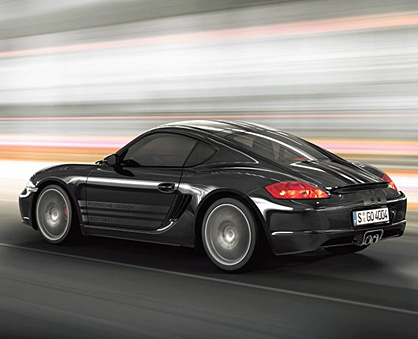 Foto de Porsche Cayman S (1/6)