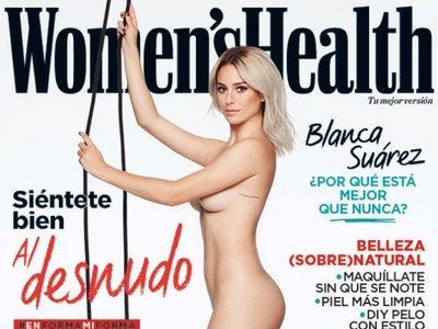 Blanca Suárez le coge el gustillo a eso de desnudarse