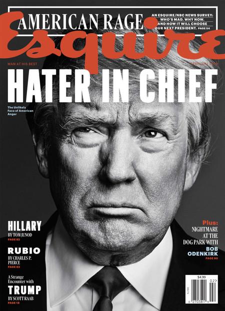 Gallery 1451926582 Esquire March Cover Trump