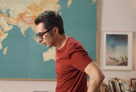 """""""Nos encantan las películas de viajes en el tiempo. Creo que intentamos hacer Regreso al futuro 2 en Mira lo que has hecho"""". Berto Romero"""