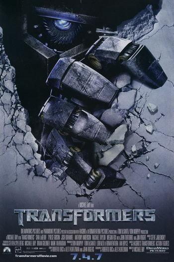Otro póster más de 'Transformers'