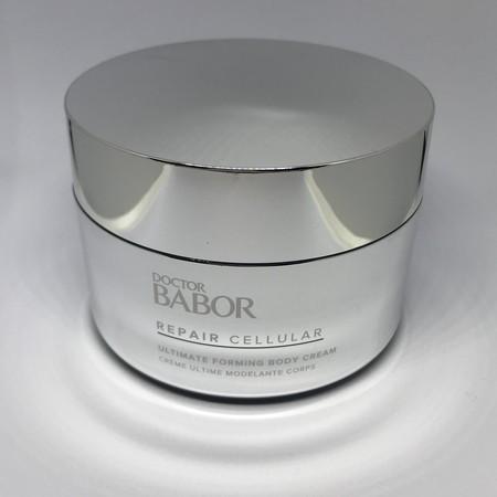 Probamos la crema de cuerpo Ultimate Forming de Dr. Babor, todo un lujo para la piel