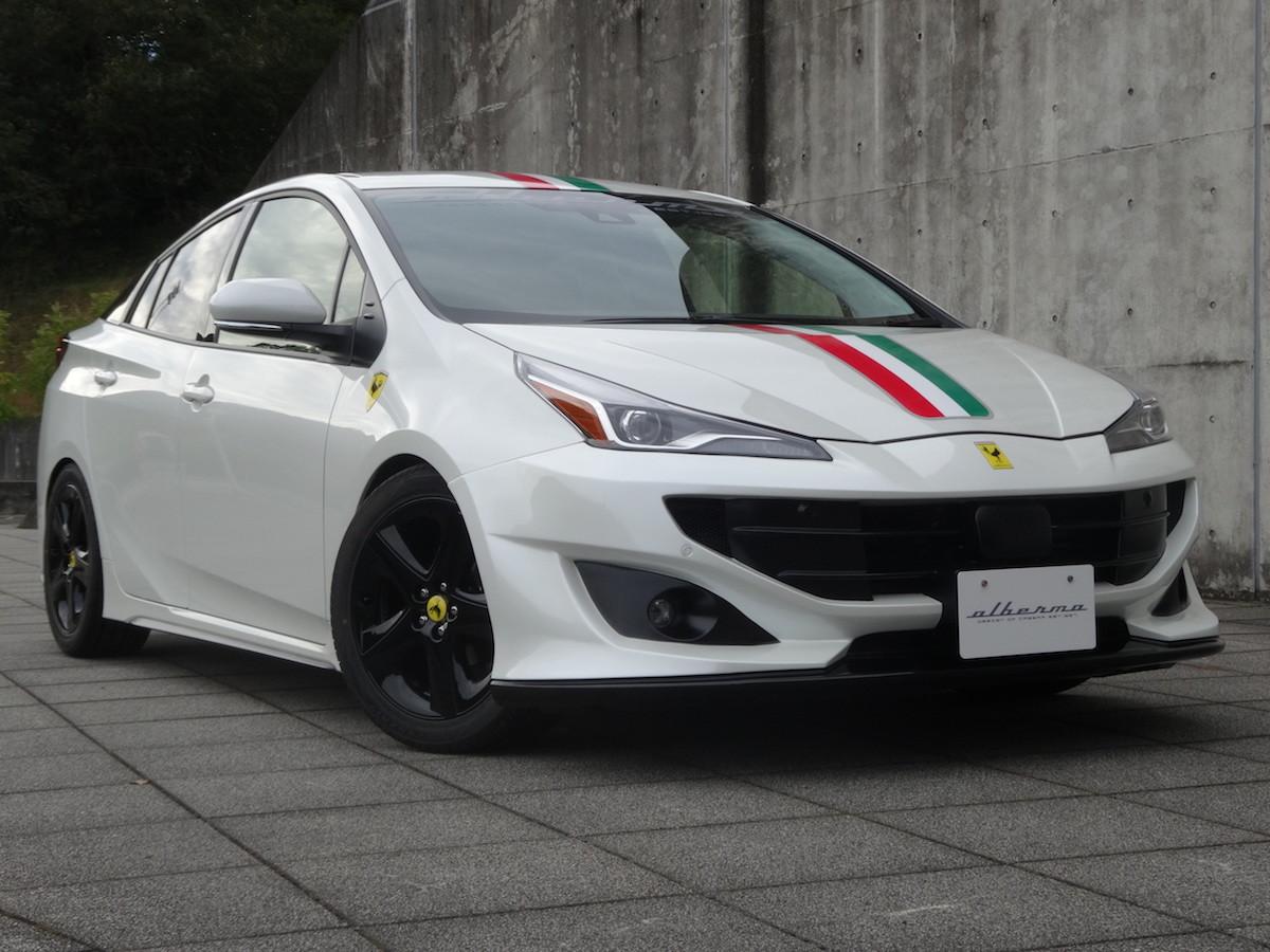 Foto de Toyota Prius convertido a Ferrari FF (20/33)