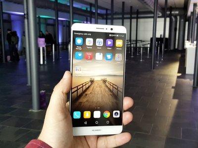 24 horas con el nuevo y deslumbrante Huawei Mate 9