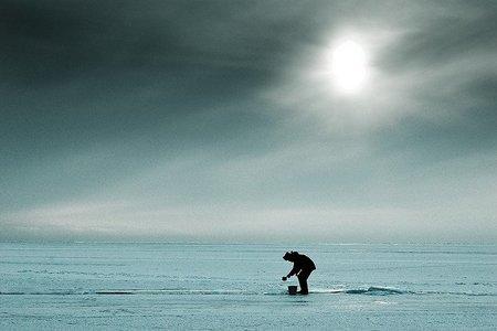 Paisajes impactantes: invierno helado en el Lago Baikal