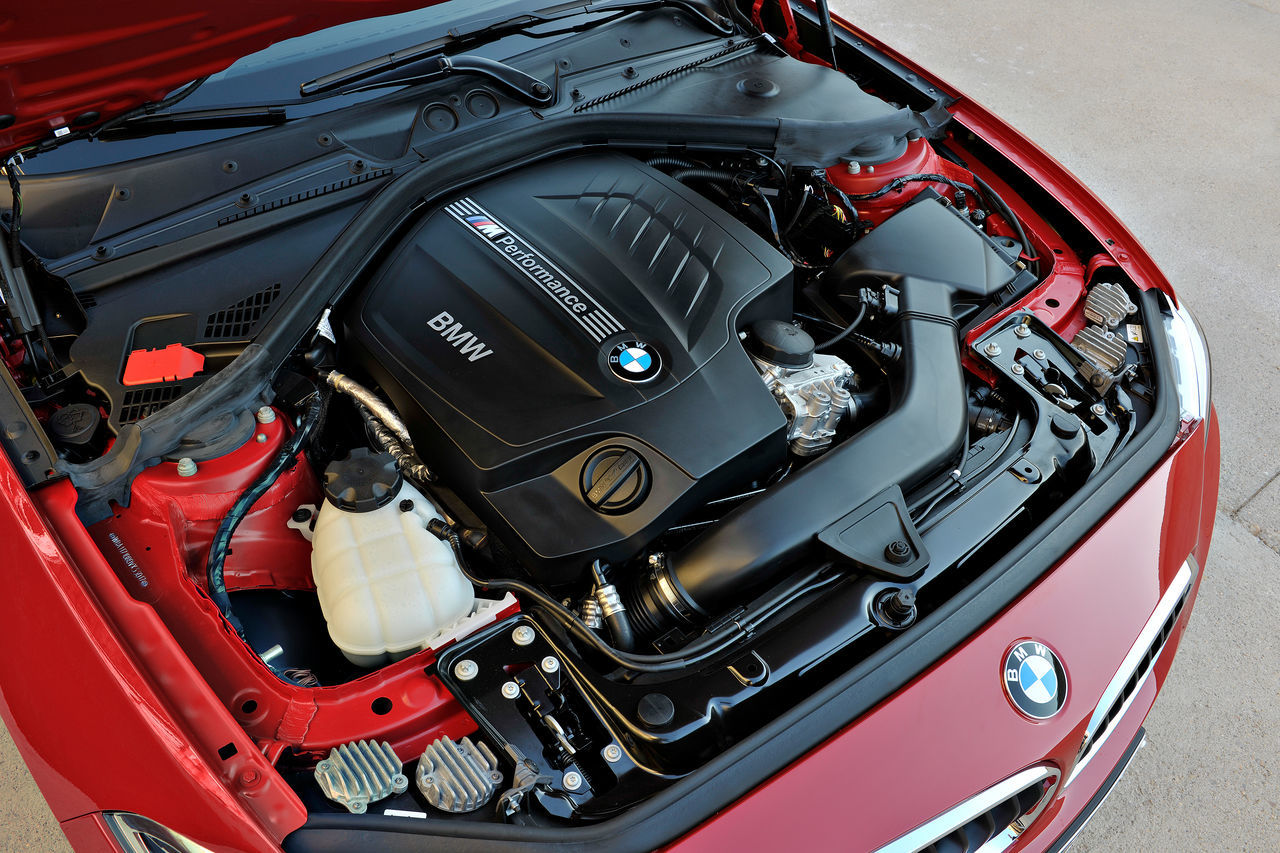 Foto de BMW Serie 2 Coupé (10/55)