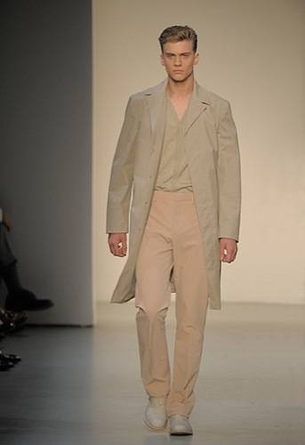 Calvin Klein, Primavera-Verano 2010 en la Semana de la Moda de Milán I
