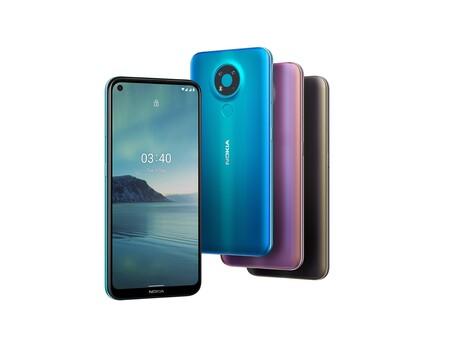 Nokia 2.4 y Nokia 3.4: actualizaciones aseguradas por dos años para la gama baja con Android One, en un colorido empaque