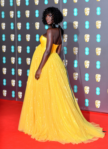 Jodie Turner-Smith bafta 2020