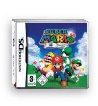 Super Mario 64 DS el juego estrella de Nintendo DS