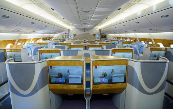 Foto de Emirates Airbus (4/7)
