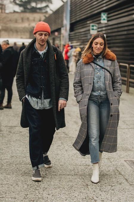 El Mejor Street Style De La Semana Paris Milan Londres Trendencias Hombre Trends 07