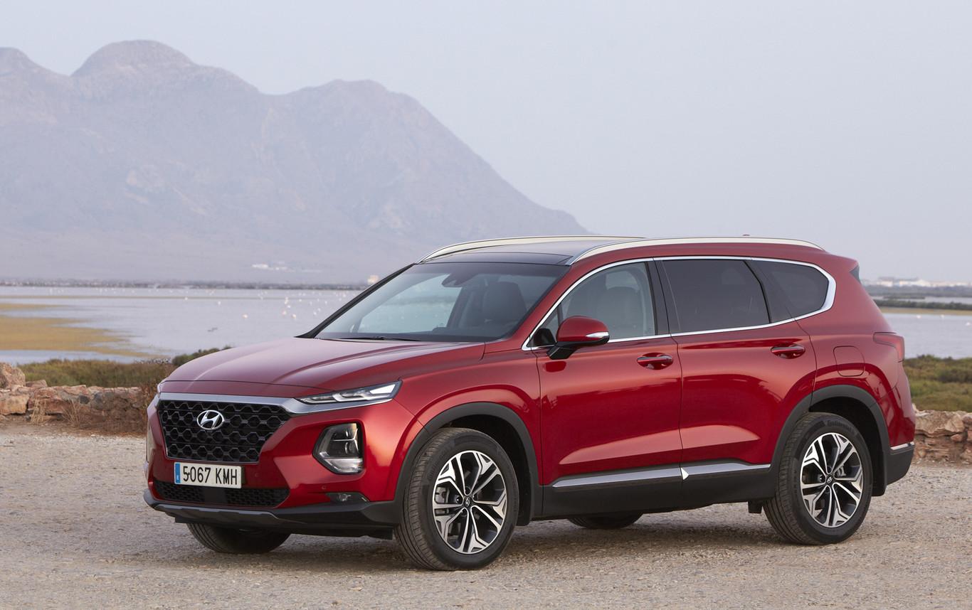 El Hyundai Santa Fe 2018 ya tiene precio en el mercado español: desde 29.700 euros, descuentos incluidos