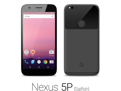 Nuevas recreaciones nos muestran el posible diseño de los nuevos Nexus 2016