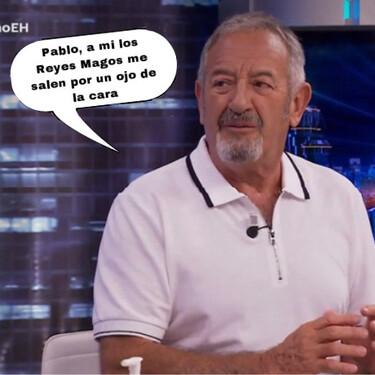 La desgarradora confesión de Karlos Arguiñano sobre sus nietos que ha emocionado al público de 'El Hormiguero'