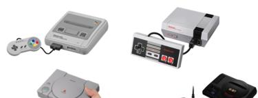 Qué consola retro mini comprar: comparativa entre Megadrive Mini vs. NES Mini vs SNES Mini vs PlayStation Classic
