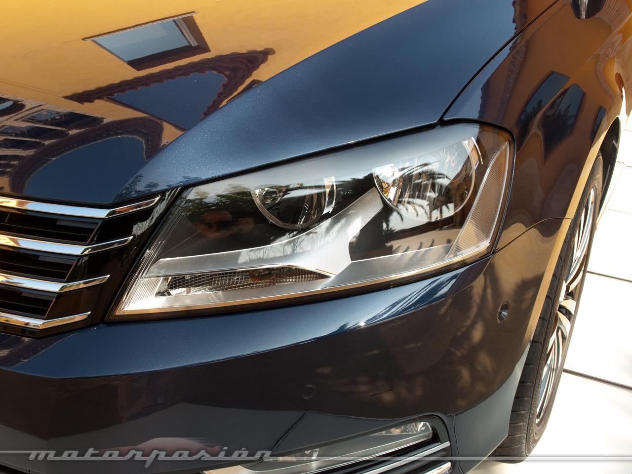 Foto de Volkswagen Passat 2011 (presentación) (41/42)