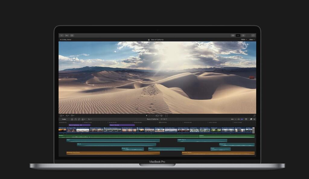 Más actualizaciones: Apple lanza novedades para Final Cut Pro, iMovie, Clips, Compressor y Shazam