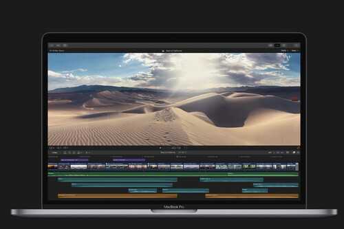 Más actualizaciones: Apple lanza novedades para Final Cut Pro, iMovie, Clips, Compressor y Shazam