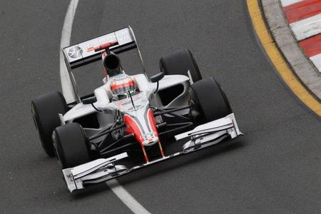 En Hispania Racing F1 Team se muestran seguros de que estarán por debajo del 107%