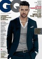 Justin Timberlake Hombre del Año GQ... y Matthew McConaughey, y...