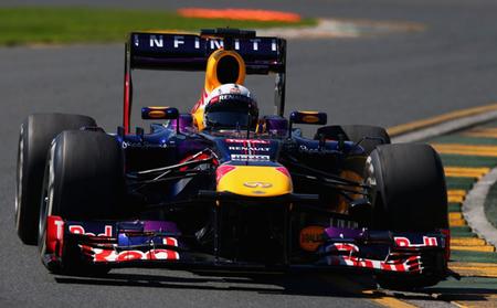 Sebastian Vettel nos recuerda que nada ha cambiado, al menos por ahora