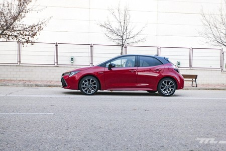 Toyota Corolla 2019 Prueba 016