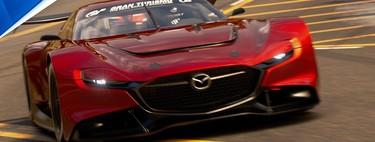 ¡Gran Turismo 7 va por todo! Regresa con funciones de los primeros juegos y una calidad visual increíble
