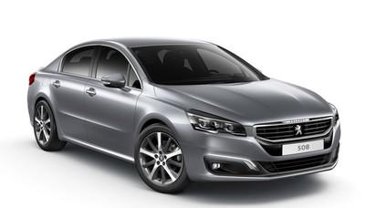 Peugeot 508 2015, en septiembre llega la puesta al día