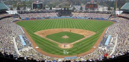 Dodger Stadium Panorama 052707