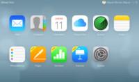 iCloud Drive y Ajustes ya disponibles en la beta de iCloud.com