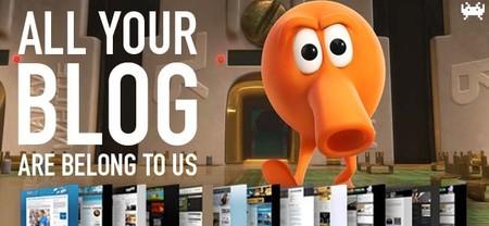 Guerras, juegos de plataformas y mala suerte. All Your Blog Are Belong To Us (CCXXII)