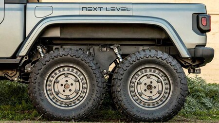 Next Level Jeep Gladiator 6x6 9