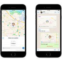 La opción de compartir la ubicación en tiempo real llega, por fin, a WhatsApp